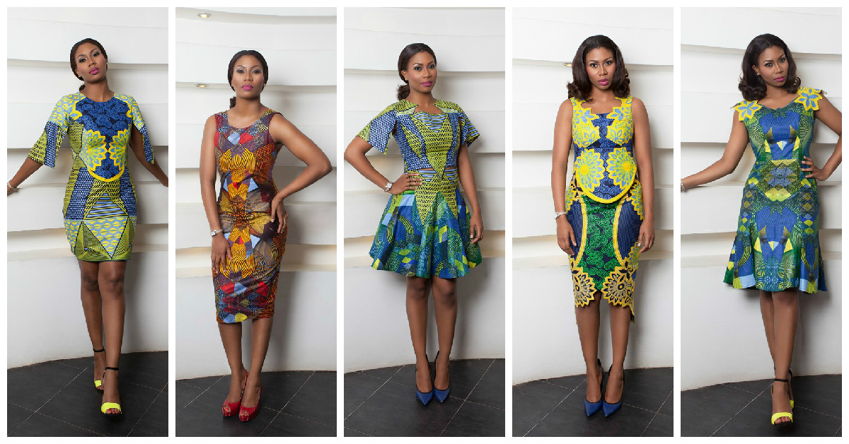 Unleashing 7 Hot African Ankara Styles